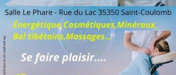 Salon \Destination Bien-être\ Saint-Coulomb 6ème édition Saint-Coulomb