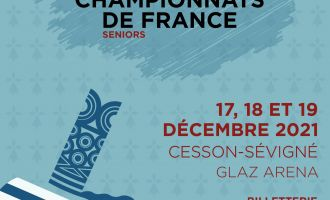 Championnats de france seniors de tennis de table 2021