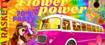 RESTOCLUB | FlowerPower Hippie Dress Code Brest