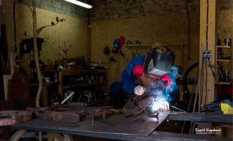 Repair atelier (métal)