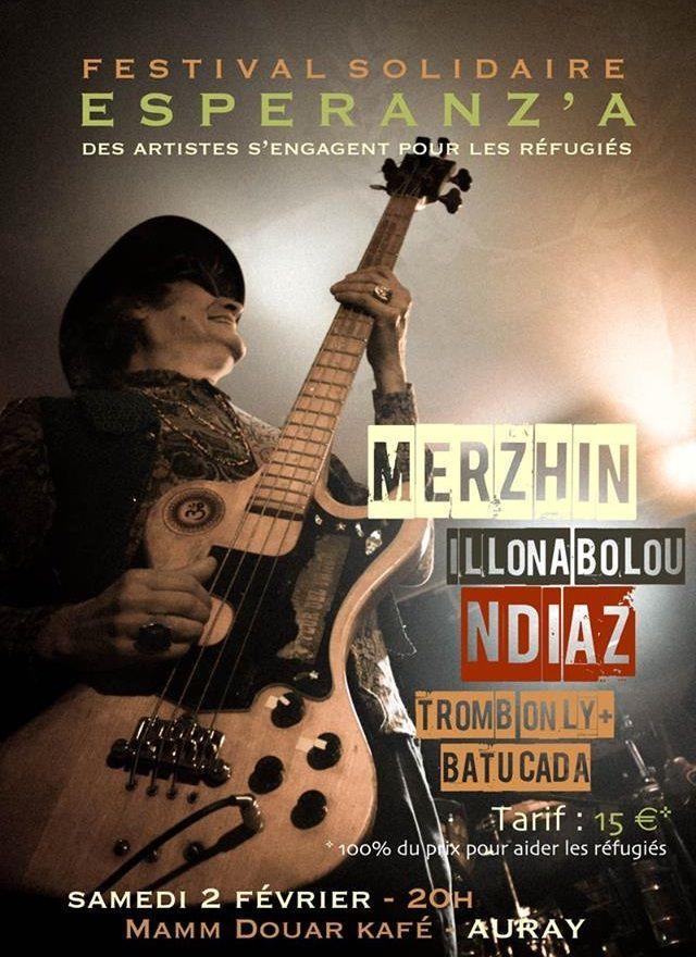 Image Merzhin au festival Esperanz'a