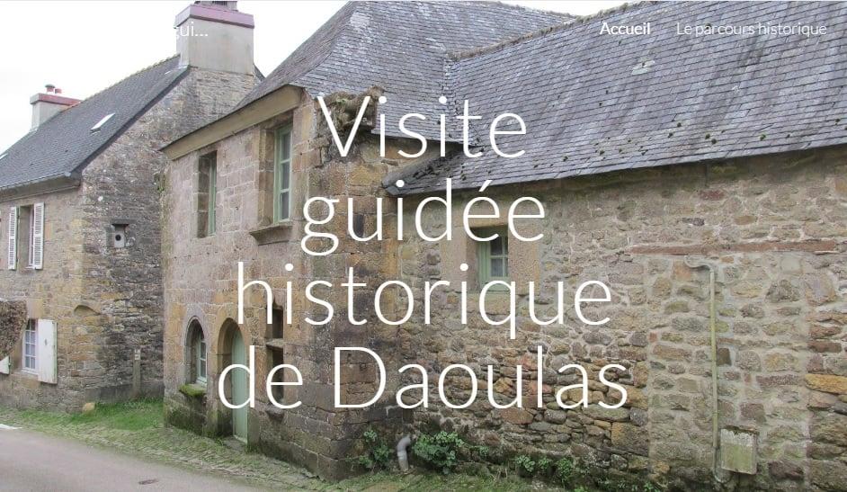 Image Visite guidée historique de Daoulas