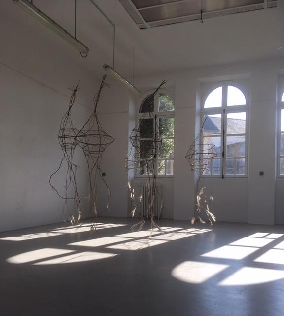 Image Exposition 'Tissages poétiques'